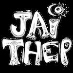 Jai Thep Festival logo, Chiang Mai, Thailand. A 3 day music festival.